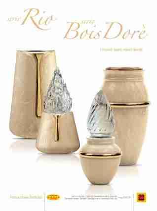 biondan white vase