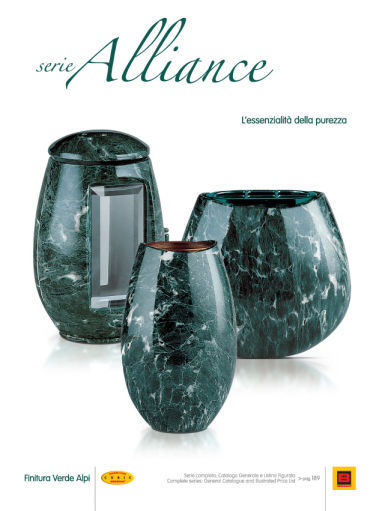 green vase finishes